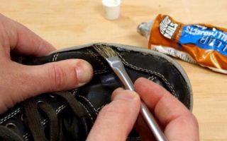 Выбираем лучший клей для обуви, каким легче подклеить подошву