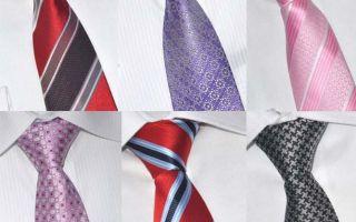 Модные галстуки в 2017 году для мужчин — будь в тренде