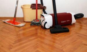 Как помыть паркет в домашних условиях