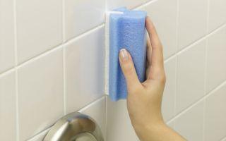 Выбираем средство для плитки — чем помыть кафель в ванной для блеска