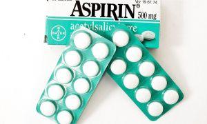 Зачем используют аспирин при стирке белья