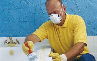 Как обновить старую ванну или реставрация своими руками