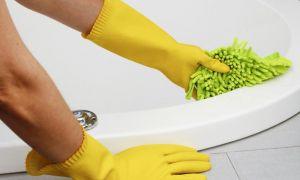 Чем лучше мыть акриловую ванну в домашних условиях