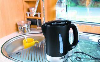 Как очистить электрический чайник от накипи и убрать накипь