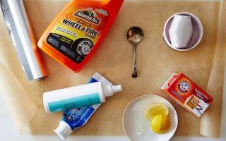 Лучшие способы почистить серебряную ложку