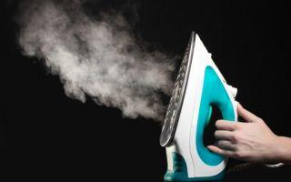 Как погладить пуховик из полиэстера и не сжечь