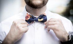 Что нужно знать о галстуке-бабочке — виды, как носить