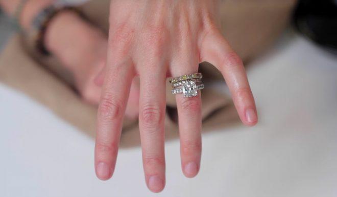 Способы почистить золото с бриллиантами