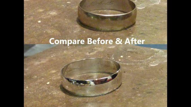 Лучшие средства и способы почистить родированное серебро