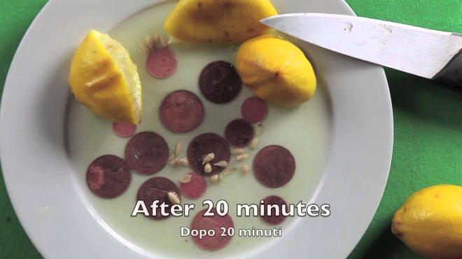Как развести лимонную кислоту для чистки серебра