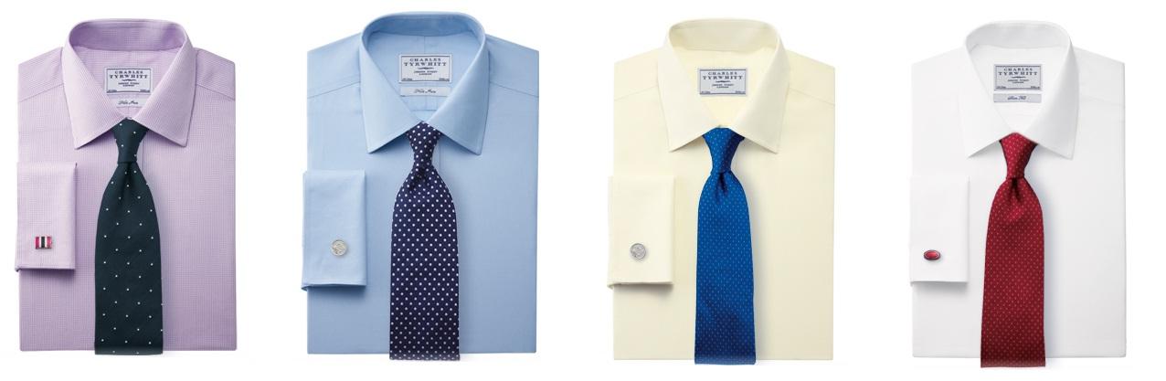 Сочетания галстука