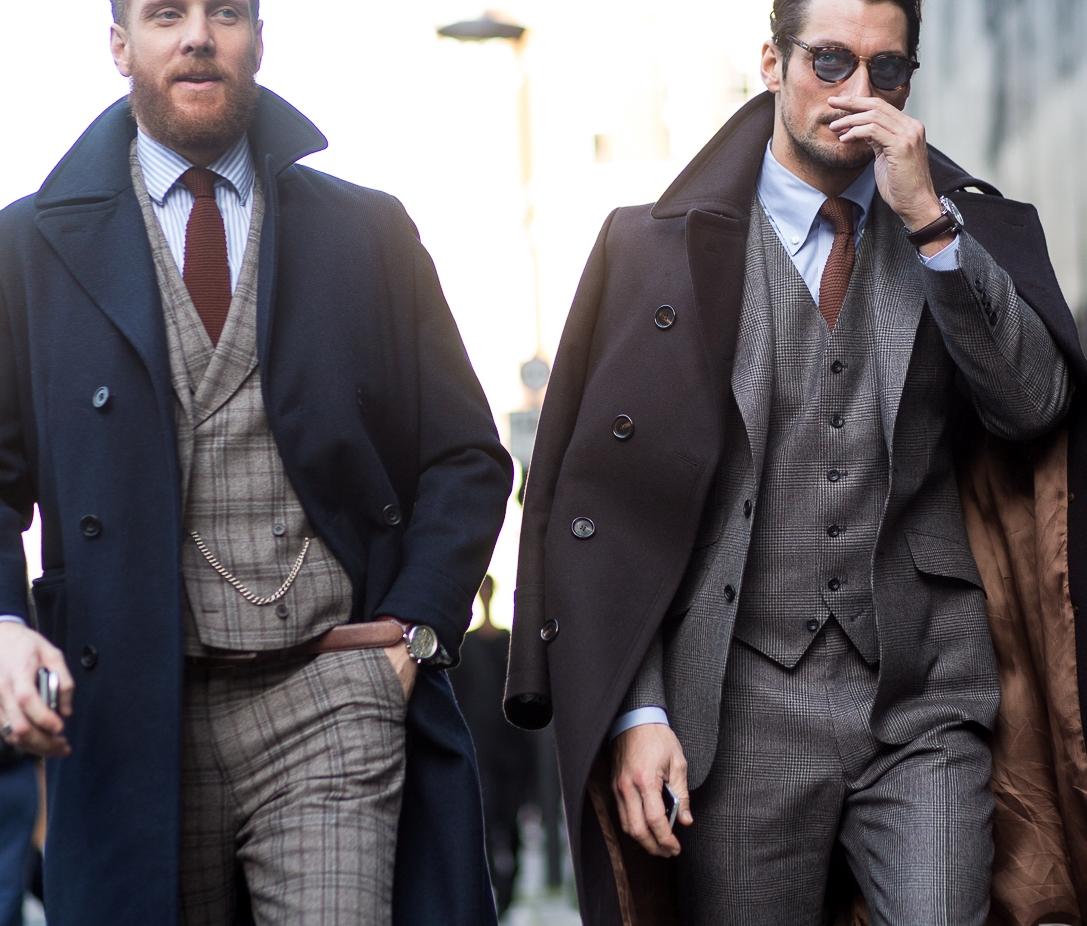 Варианты галстуков