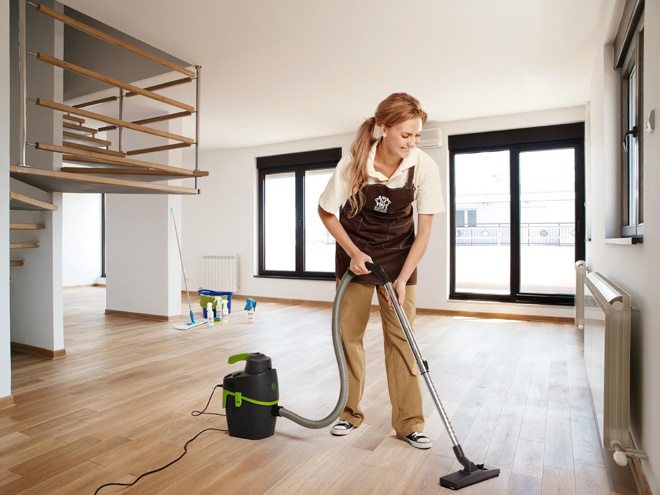 Убрать строительную пыль