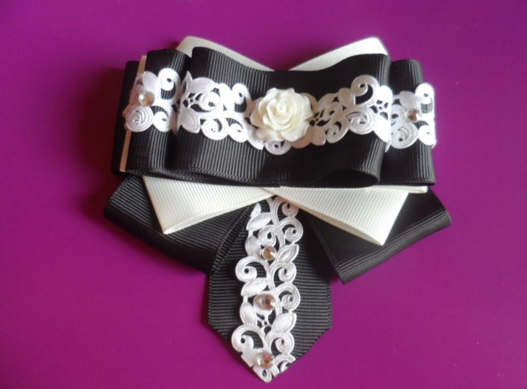 Готовый галстук