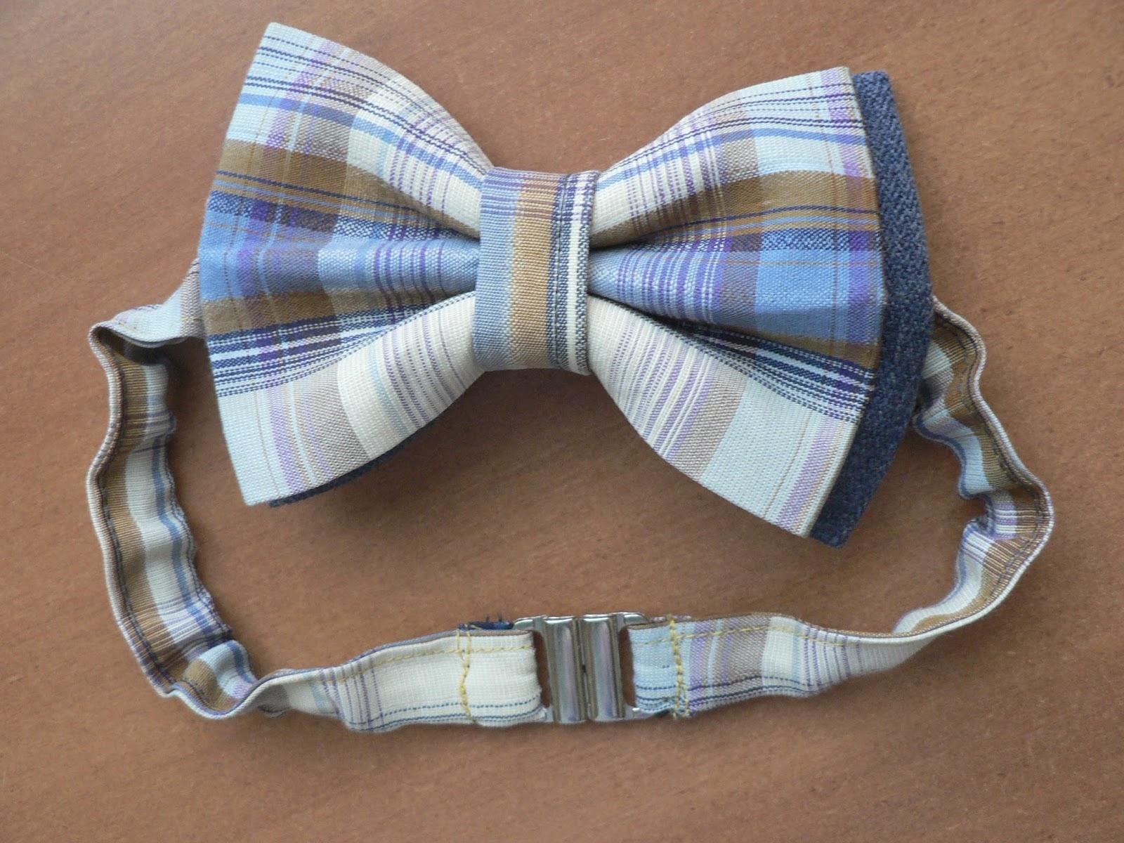 Как сшить бабочку для мужчины из галстука фото 632