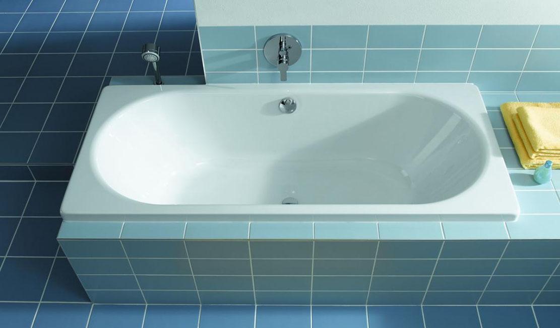 Ванна с вкладышем