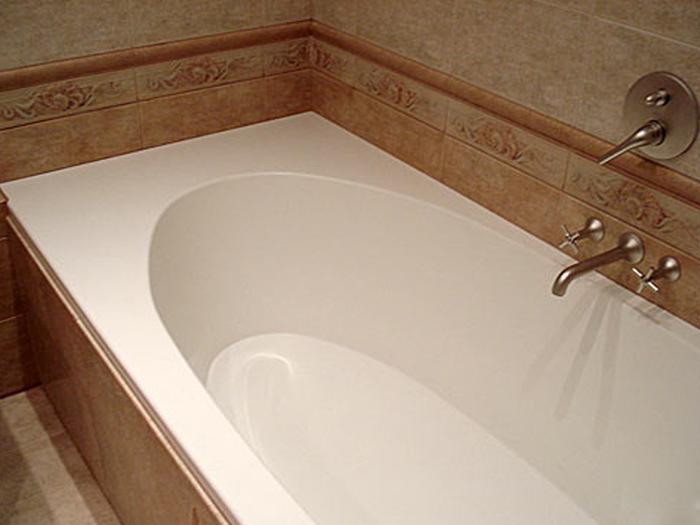 Отмытая ванна