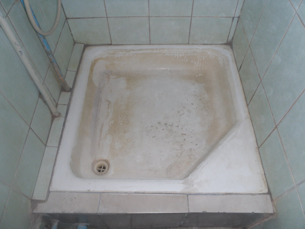 Старая ванна