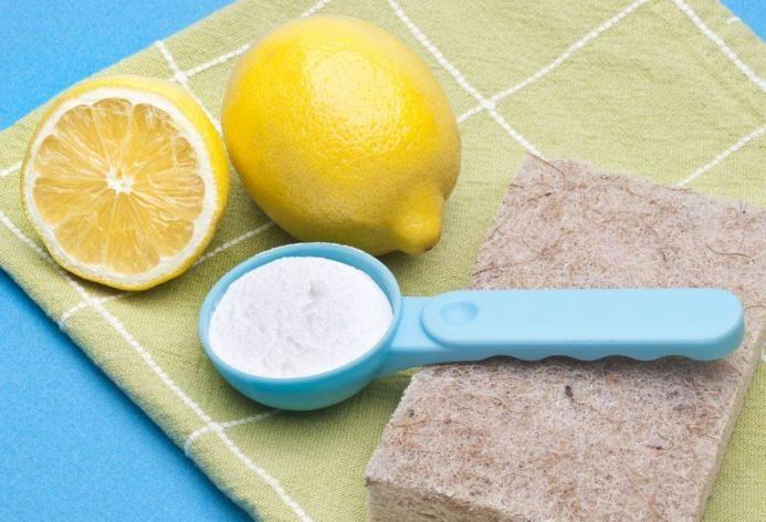 Сода и сок лимона