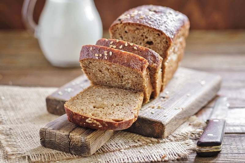Размягчить хлеб