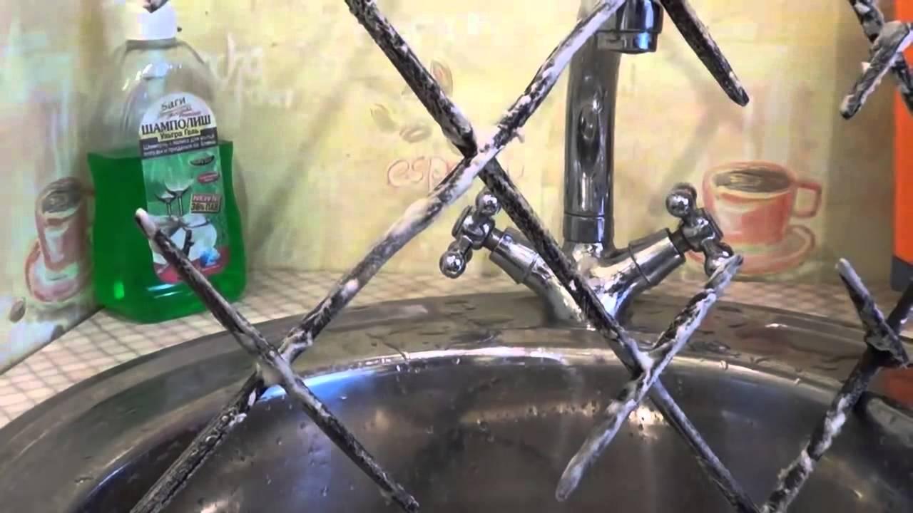 решетка газовой плиты