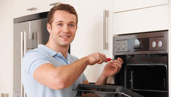 Подготовка духовки к работе