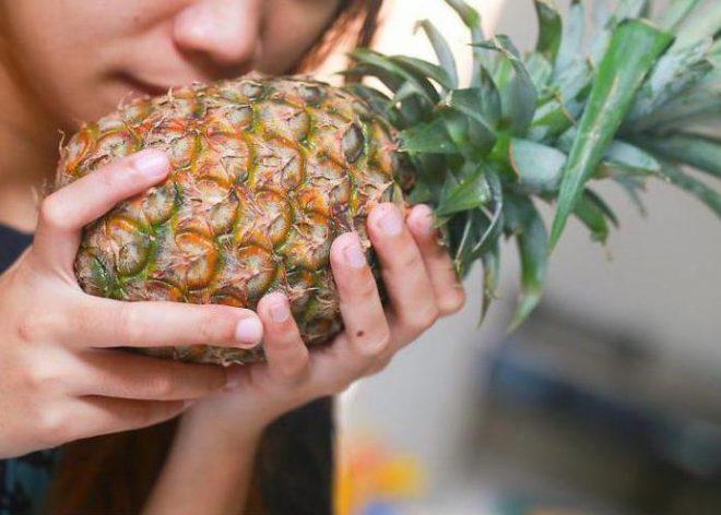 Выбрать ананас