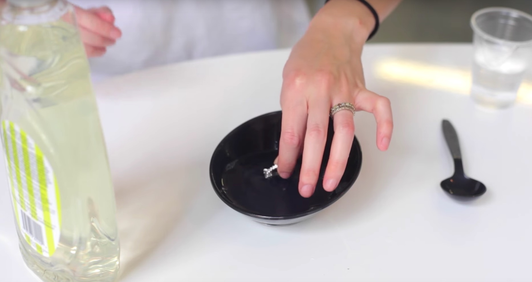 Чистка золота в домашних условиях содой при помощи фольги и 42