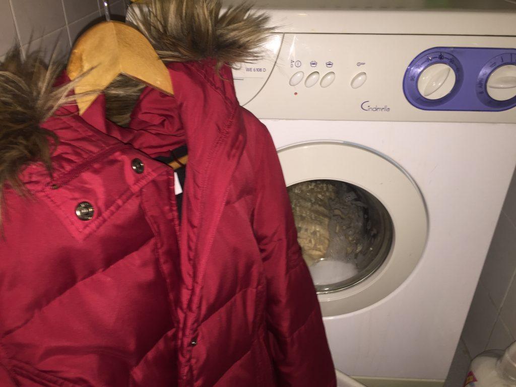 Пуховик стирка в домашних условиях 919